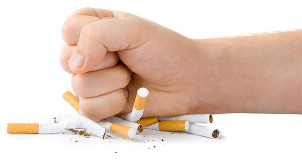 Всд при отказе от курения