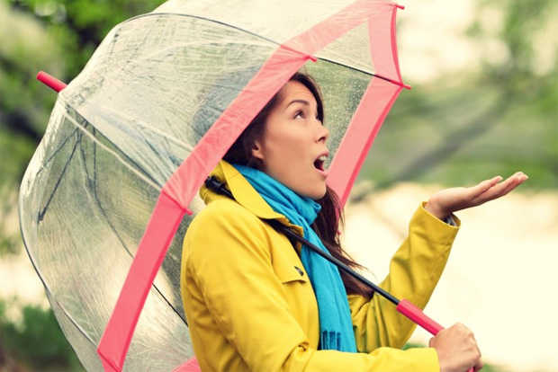 Как не реагировать на погоду при всд