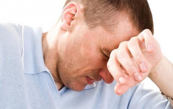 ВСД у мужчин: симптомы, признаки проявления, особенности лечения
