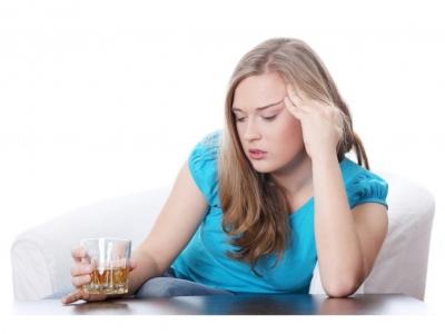 Алкоголь помогает при всд